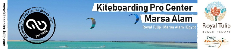 Kiteboarding Pro Center Marsa Alam